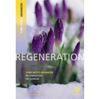 Regeneration: York Notes Advanced by Sarah Gamble (Paperback, 2009)