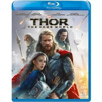 Thor: The Dark World Blu-ray