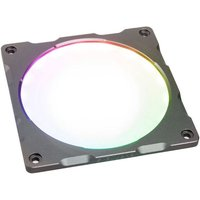 Phanteks Halos Lux 120mm Digital RGB LED Fan Frame - Aluminium Gunmetal Grey