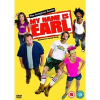 My Name Is Earl Complete series 1 - 4 DVD