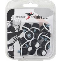Precision Nylon Safety Football Studs Sets (Black/White)