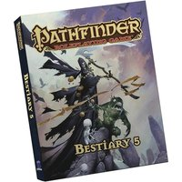 Pathfinder Roleplaying Game: Bestiary 5 Pocket Edition