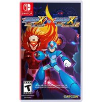 Mega Man X Legacy Collection 1 + 2 Nintendo Switch Game (#)