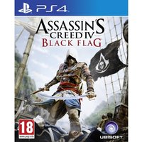 Assassin's Creed IV 4 Black Flag PS4 Game