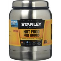 Stanley Adventure Vacuum Food Jar, Stainless Steel - 0.7 Litre