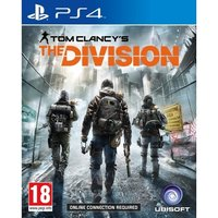 Tom Clancy's The Division PS4 Game (with Exclusive 3D Cover)