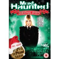 Most Haunted Christmas Special DVD