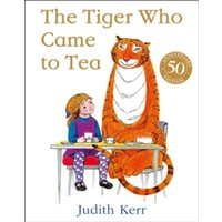 The Tiger Who Came To Tea Book and CD by Judith Kerr (CD-Audio, 2005)