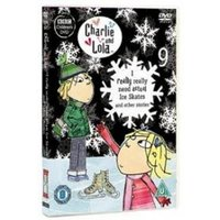 Charlie And Lola - I Really Need Actual Ice Skates And Other Stories DVD