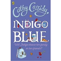 Indigo Blue by Cathy Cassidy (Paperback, 2011)