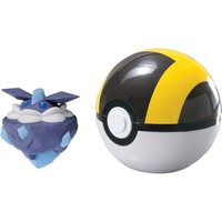 Pokemon - Carbink and Ultra Ball