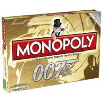 James Bond Monopoly 50th Anniversary