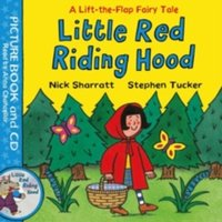 Little Red Riding Hood : Book and CD Pack