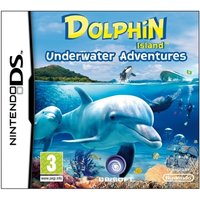 Ex-Display Dolphin Island Underwater Adventures Game