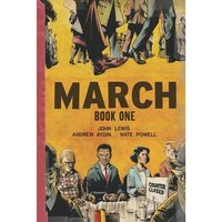 March Oversized: Book 1 Limited Edition Hardcover
