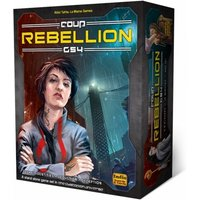 Ex-Display Coup Rebellion G54 Board Game