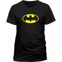 Batman - Logo Unisex XXXXX-Large T-Shirt - Black