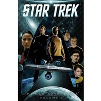 Star Trek New Adventures Volume 1 Paperback