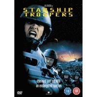 Starship Troopers DVD