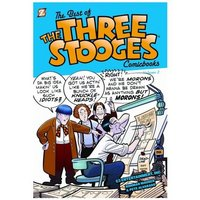 Best Of The Three Stooges Volume 2 (Hardcover)