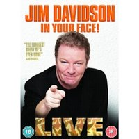 Jim Davidson: In Your Face DVD