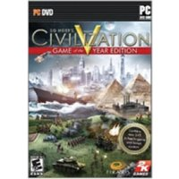 Sid Meier's Civilization V 5 Game Of The Year Edition (GOTY)