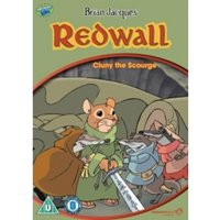 Redwall Cluny The Scourge DVD