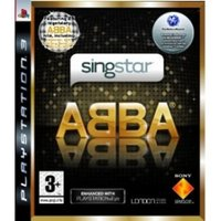 Ex-Display SingStar ABBA Game