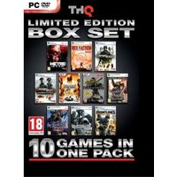 THQ Limited Edition 10 Game Pack (Includes: Metro, Darksiders, Saints Row 2 and More)