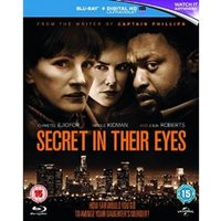 Secret in Their Eyes [Blu-ray]