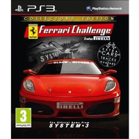 Ferrari Challenge Collector's Edition PS3 Game