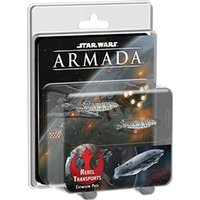 Star Wars Armada Rebel Transports Expansion Board Game