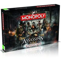 Assassin's Creed Syndicate Monopoly Board Game