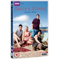 Gavin And Stacey Complete Series 3 DVD