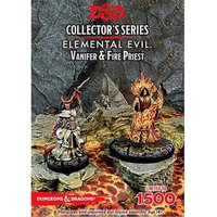 Dungeons & Dragons Collector's Series Princes of the Apocalypse Miniature Vanifer & Fire Priest