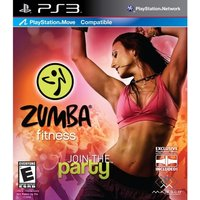 Playstation Move Zumba Fitness Game