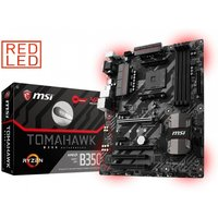 MSI B350 Tomohawk Socket AM4 AMD Ryzen 7th Gen Athlon DDR4 USB 3.1 ATX Motherboard