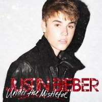 Justin Bieber Under The Mistletoe CD