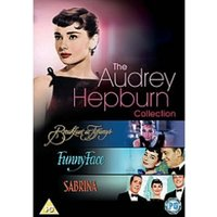 Breakfast At Tiffany's/Funny Face/Sabrina DVD