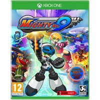 (Damaged Packaging) Mighty No.9 Xbox One Game (with Ray Expansion + Artbook & Poster) Used - Like New