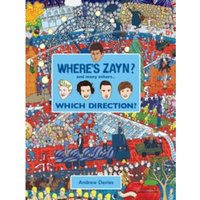 Where's Zayn? : Which Direction?