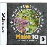 Make 10 A Journey Of Numbers Game
