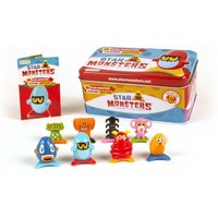 Star Monsters Pocket Friends Collectors Tin