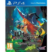 The Witch And The Hundred Knight Revival Edition Game PS4