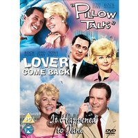 Pillow Talk & Lover Come Back & It Happened To Jane DVD