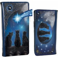 Wish Upon a Star Embossed Purse