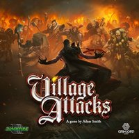 Village Attacks (Core Game) Board Game
