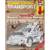 Zombie Survival Transport Manual : Post-apocalyptic vehicles (all variations)