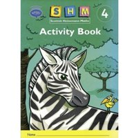 Scottish Heinemann Maths 4 Activity Pack 8 Pack by Pearson Education Limited (Multiple copy pack, 2001)