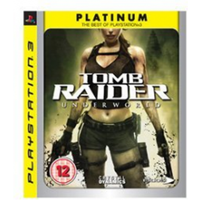 Lara Croft Tomb Raider Underworld Game (Platinum)